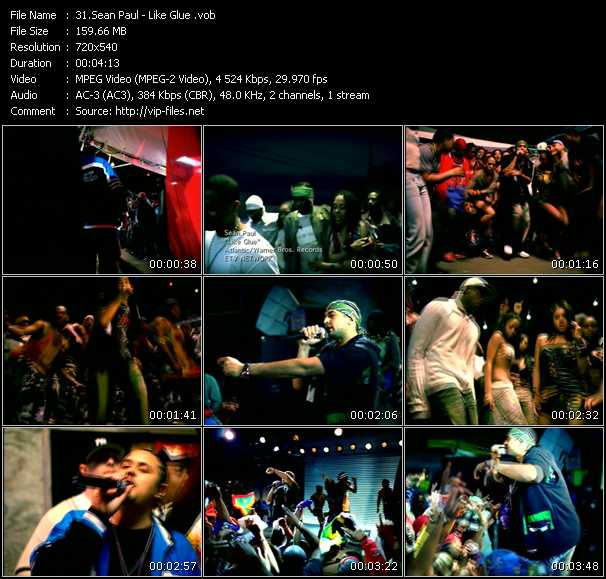 sean paul like glue mp3 song free download