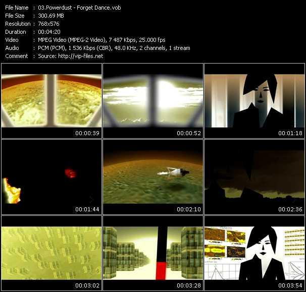 Powerdust video vob