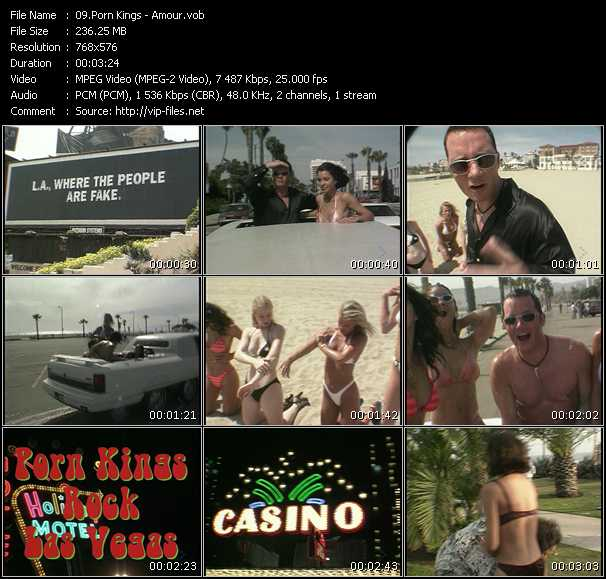 Porn Kings video vob