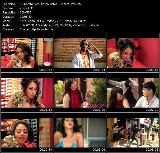 Natalia Feat. Kaliba Motes video vob