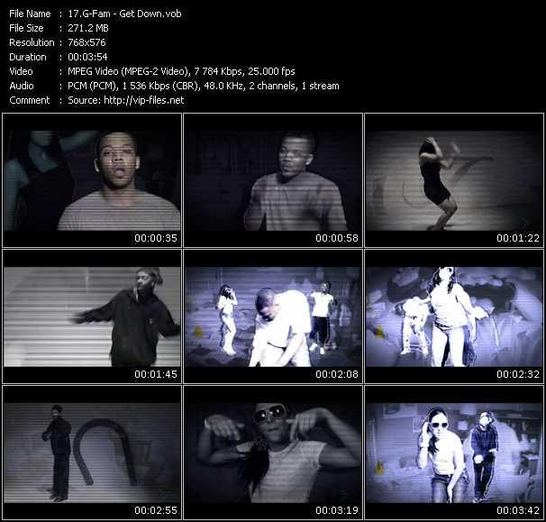 G-Fam video vob