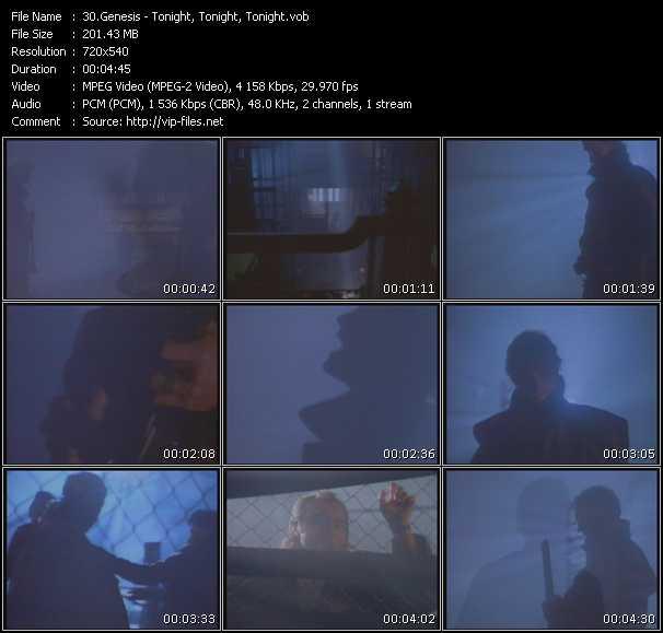 Genesis video vob