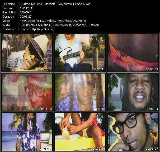 Brooklyn Funk Essentials video vob