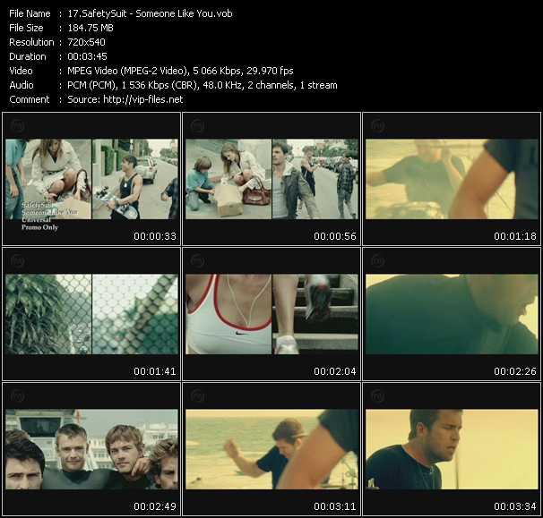 SafetySuit video vob