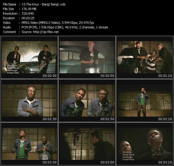 Knux video vob