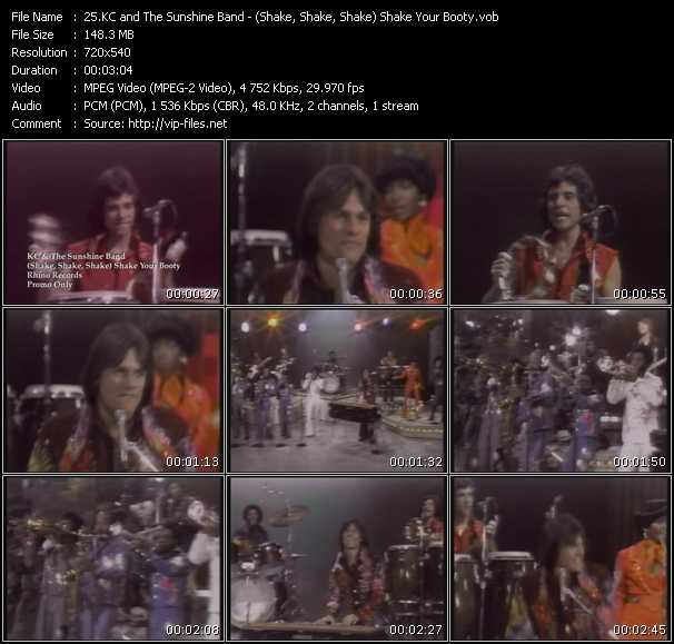 Kc And The Sunshine Band video vob