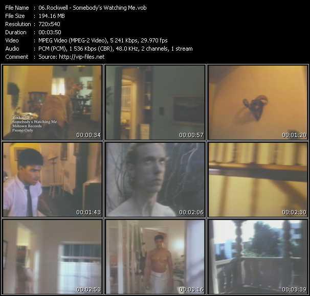 Rockwell video vob