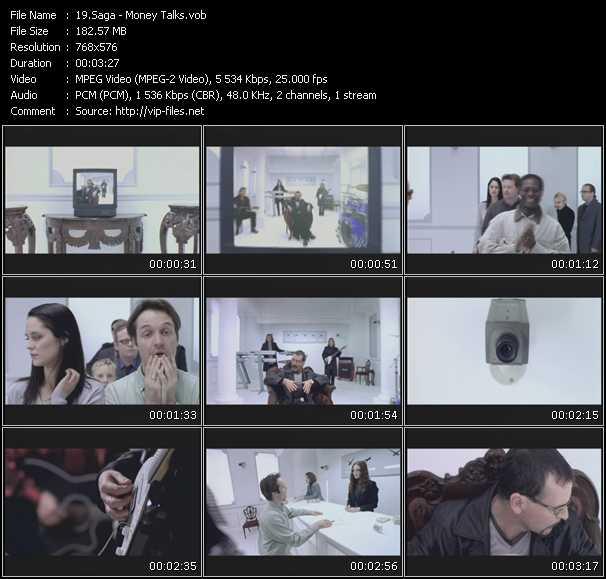 Saga video vob