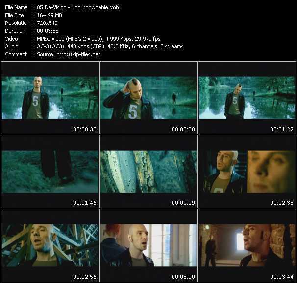 De-Vision video vob