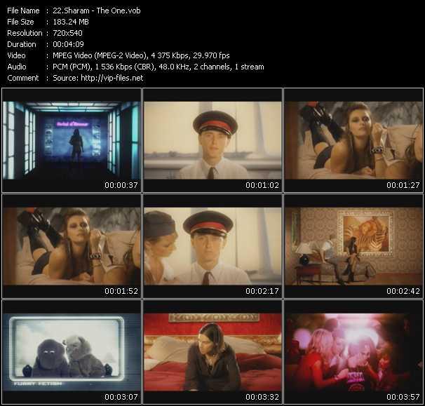 Sharam video vob