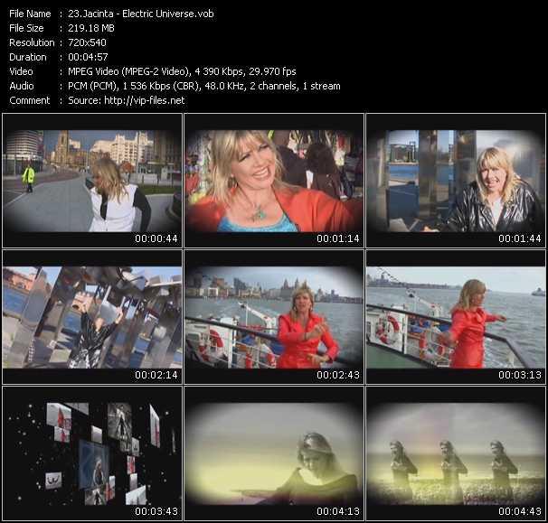 Jacinta video vob