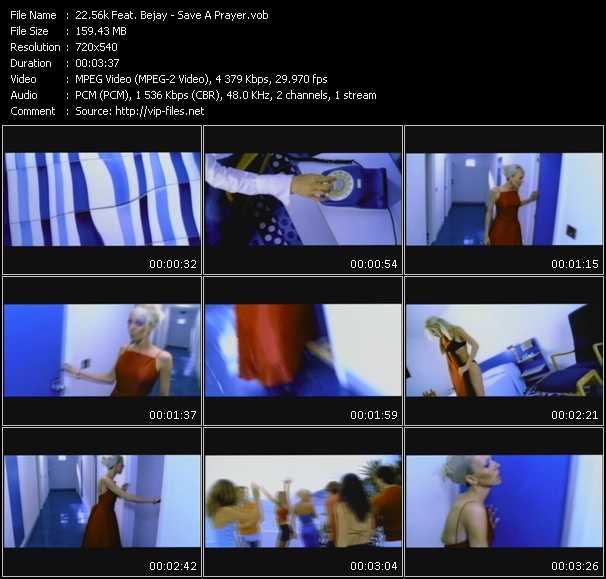 56k Feat. Bejay video vob