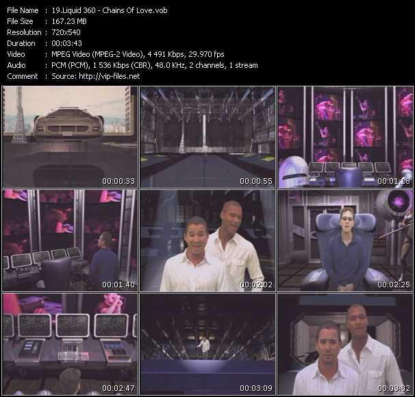 Liquid 360 video vob