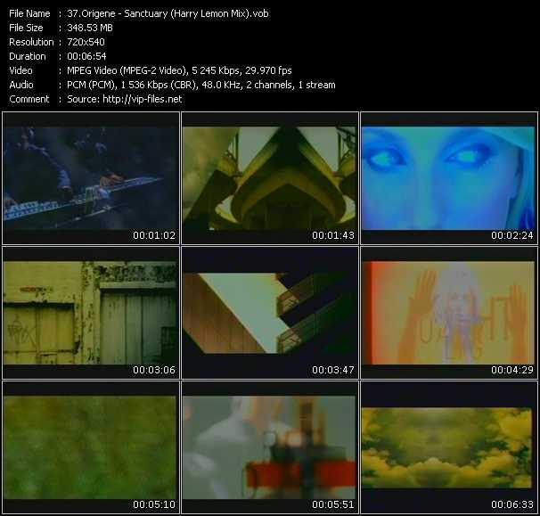 Origene video vob