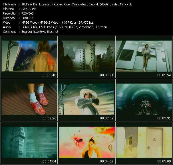 Felix Da Housecat video vob