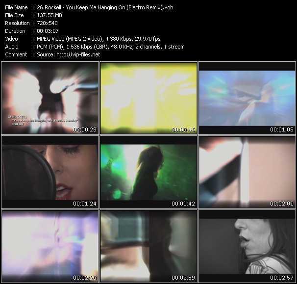 Rockell video vob