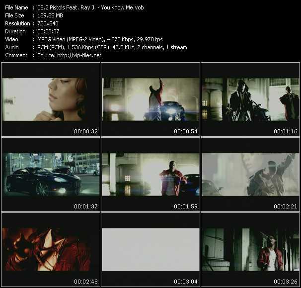 2 Pistols Feat. Ray J video vob