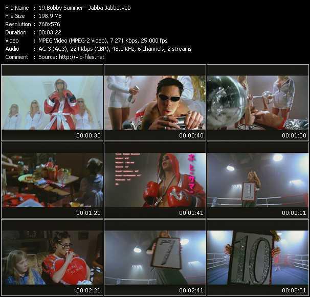 Bobby Summer clips musicaux vob