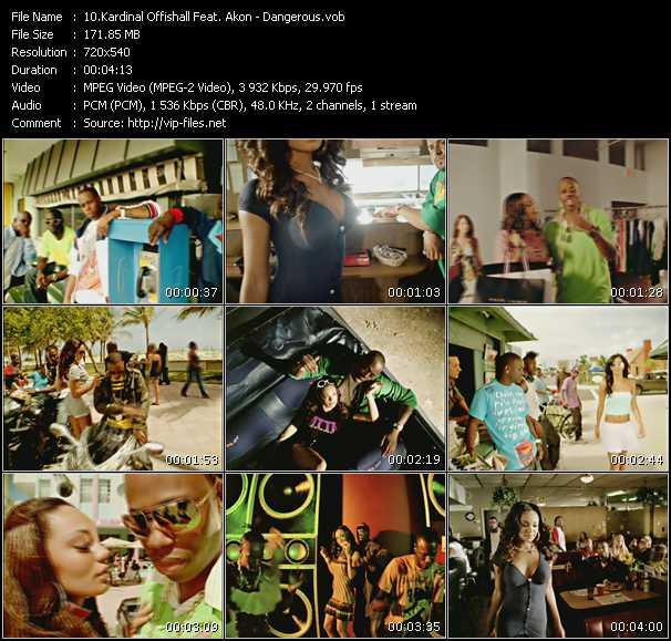 Kardinal Offishall Feat. Akon video vob