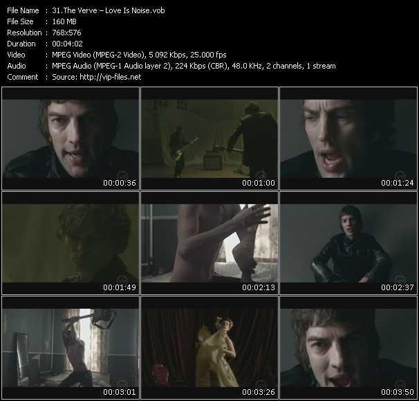 Verve video vob