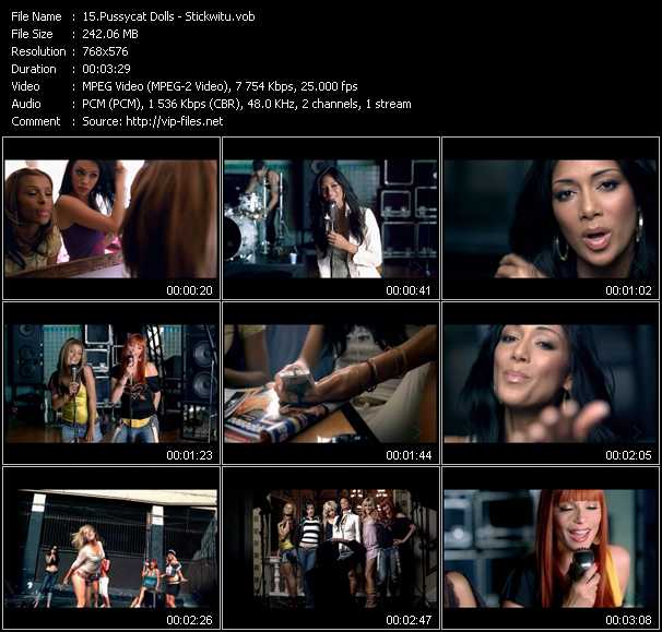 Pussy Cat Doll Video Download 31