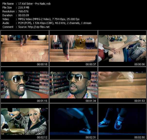 HQ Music Videos VOBs - Martina Topley-Bird, Sharleen Spiteri, St ...