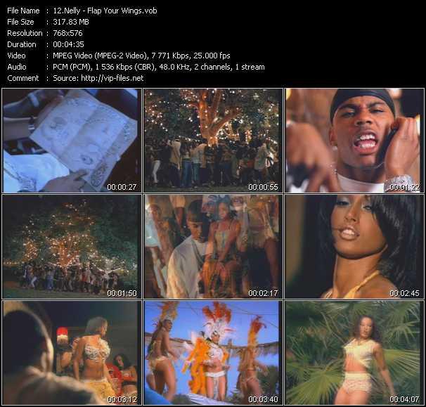 Nelly video vob