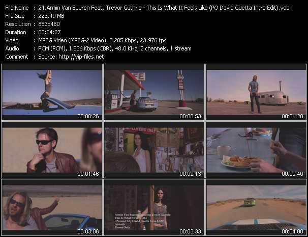 Armin Van Buuren Feat. Christian Burns - This Light ...