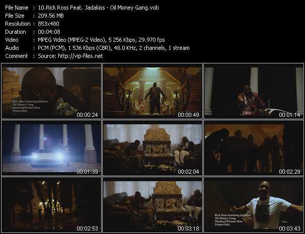"""Rick ross ft. Jadakiss """"oil money gang"""" youtube."""