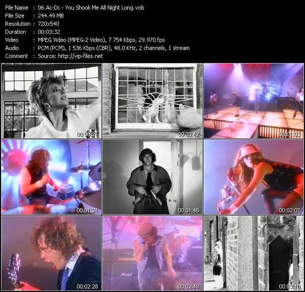 AC/DC – Who Made Who Lyrics | Genius Lyrics