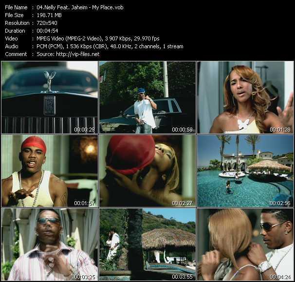 Nelly Feat. Jaheim video vob
