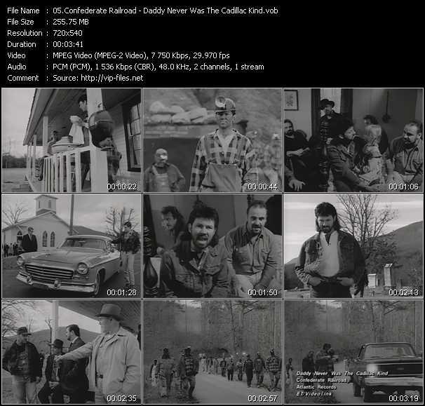 HQ Music Videos VOBs - Confederate Railroad, Lorrie Morgan ...