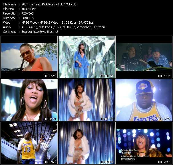 Trina Feat. Rick Ross video vob