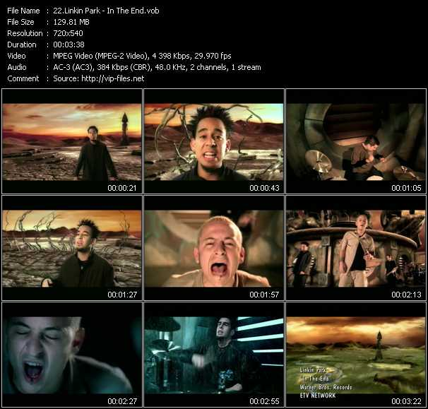 an analysis of the song in the end by linkin park Stream tracks and playlists from linkin park online on your desktop or mobile device soundcloud linkin park online in the end - cover by linkin park online.
