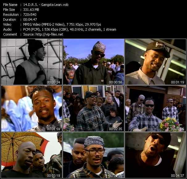 D. R. S gangsta lean | tune. Pk.