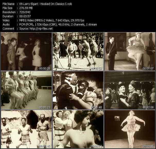 Screenshot of Music Video Larry Elgart - Hooked On Classics I