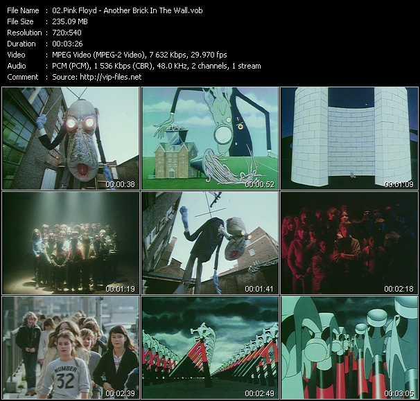 HQ Music Videos VOBs