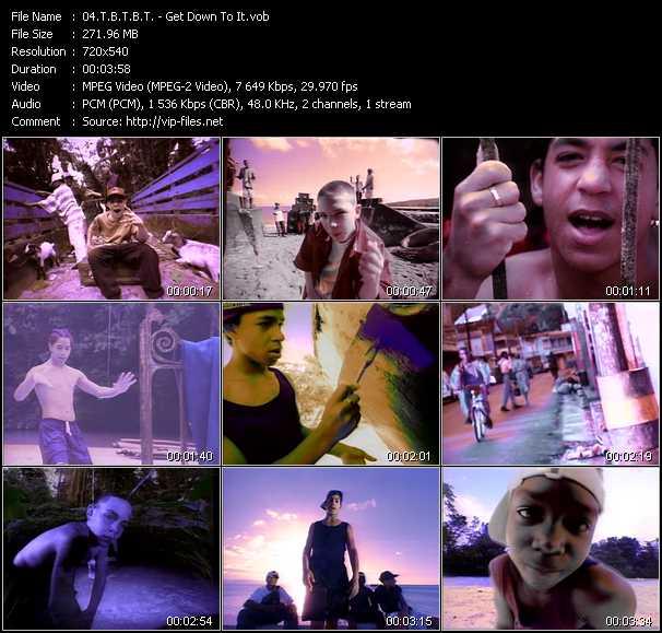 T.B.T.B.T. video vob