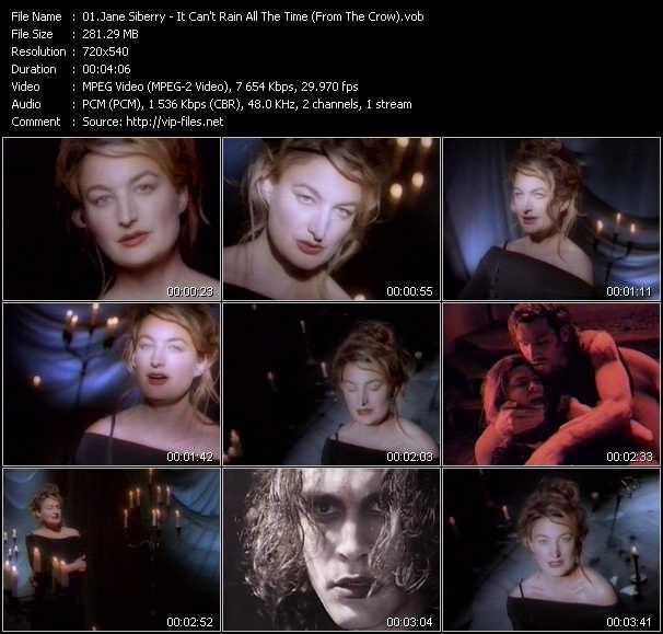 Jane Siberry video vob
