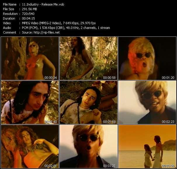Screenshot of Music Video Industry - Release Me