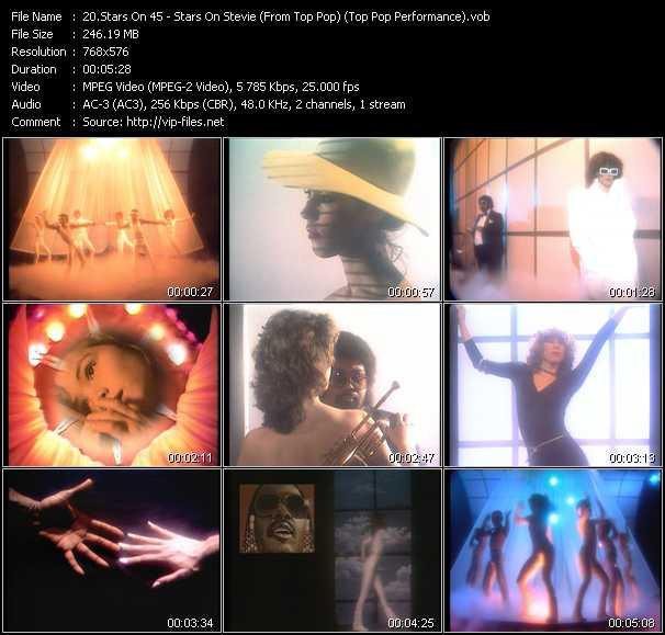 Stars On 45 video vob