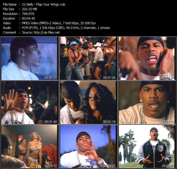 Nelly video vob