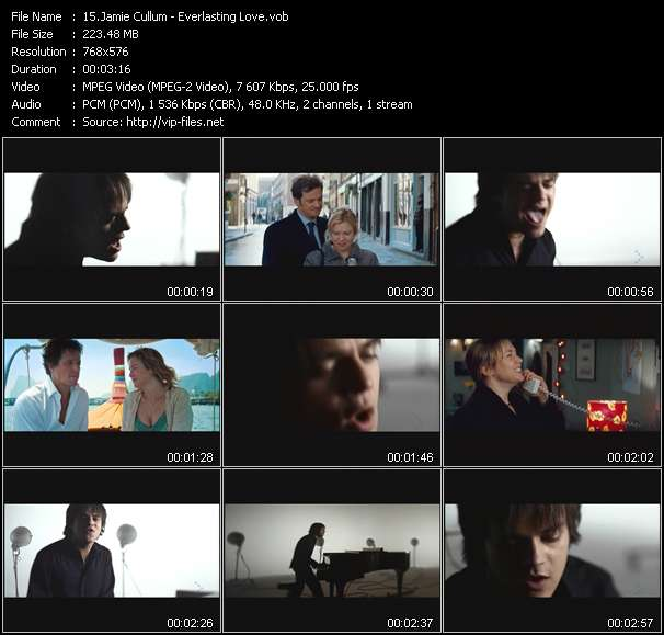 Jamie Cullum video vob