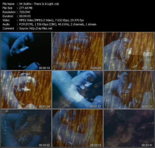 Smiths video vob