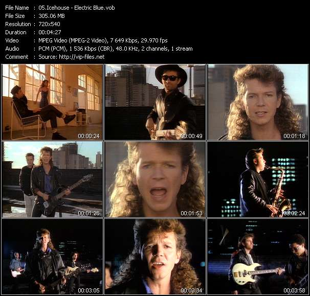 Icehouse video vob
