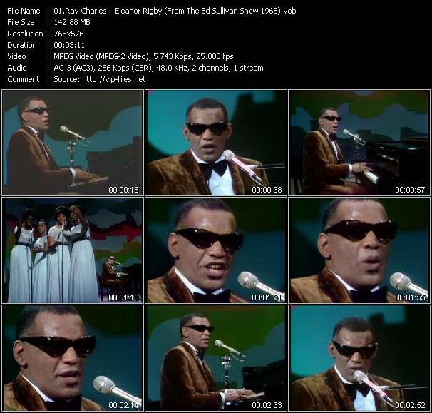 Ray Charles video vob
