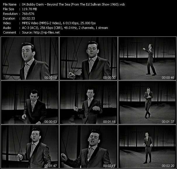 Bobby Darin video vob