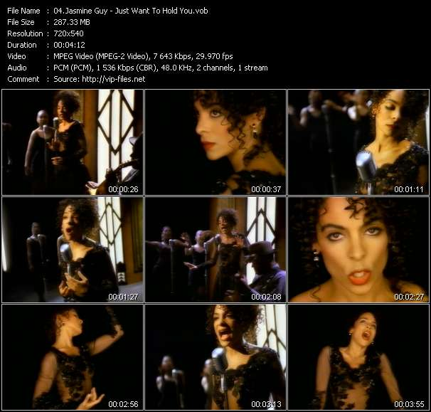Jasmine Guy video vob