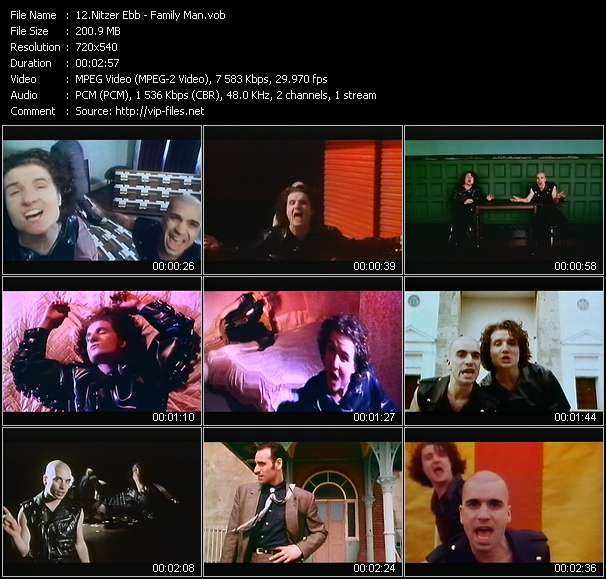 Nitzer Ebb video vob