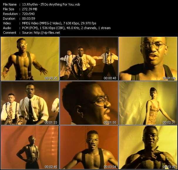 Rhythm video vob